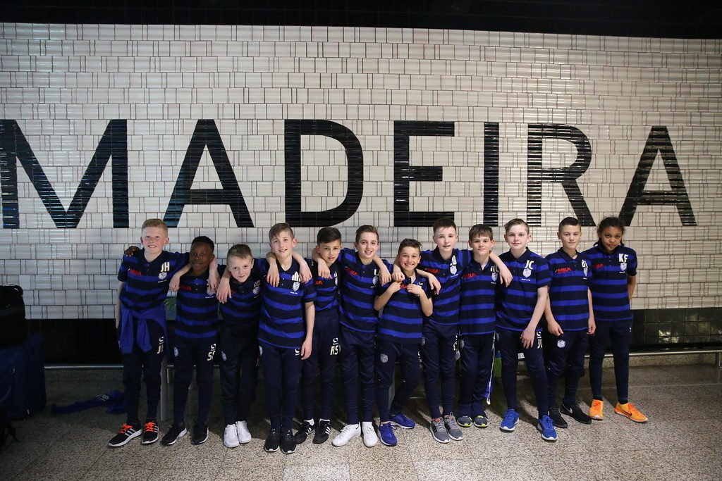 Sheffield Wednesday Academy Madeira Sign